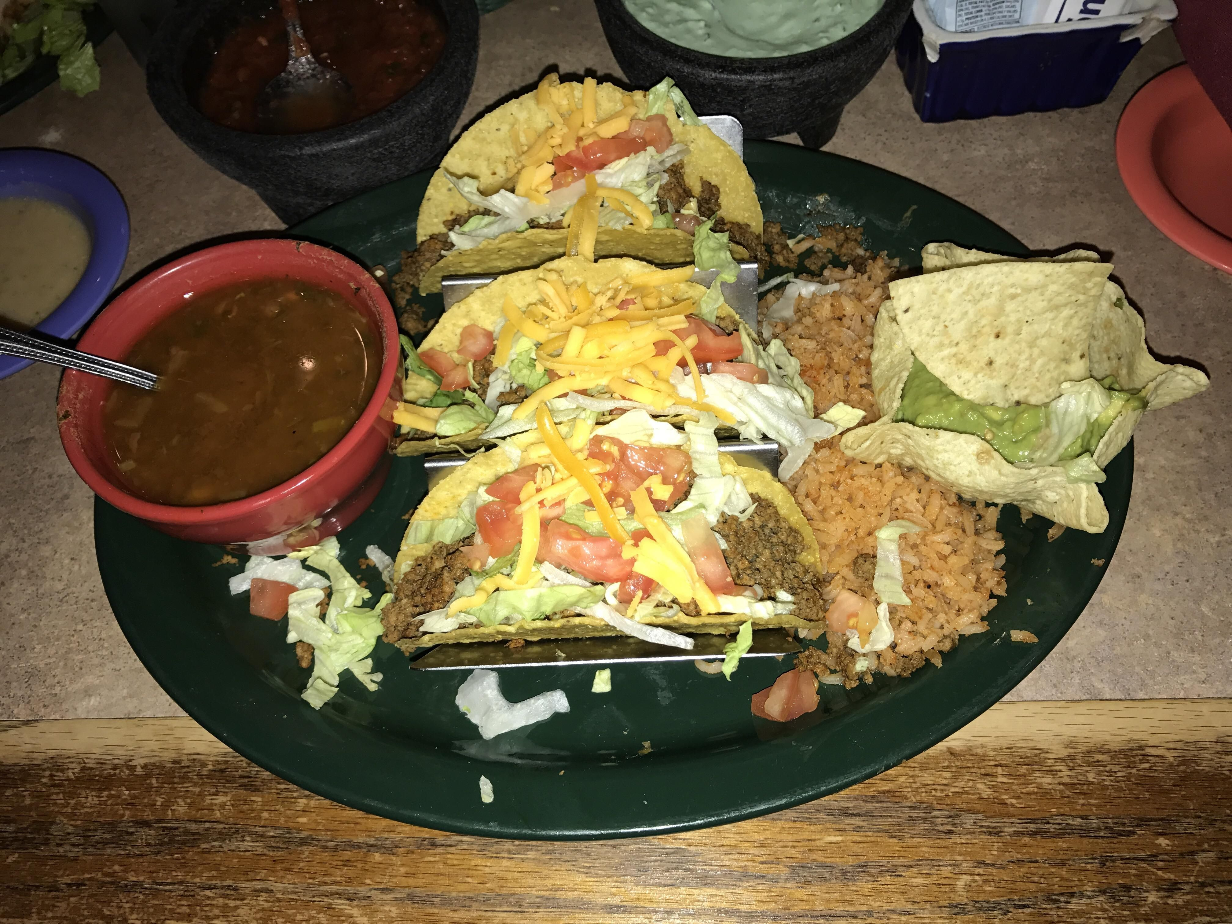 [I Ate] Tacos recipes food cooking delicious foodie