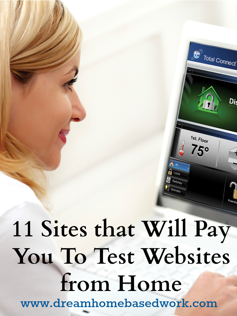 best 12 companies that pay you to test websites from home how to as a website tester your job is to make sure a website is very easy