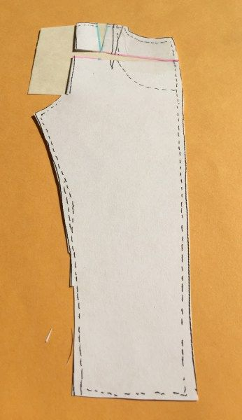 TUTORIAL: FULL TUMMY ADJUSTMENT (PANTS OR SKIRT)
