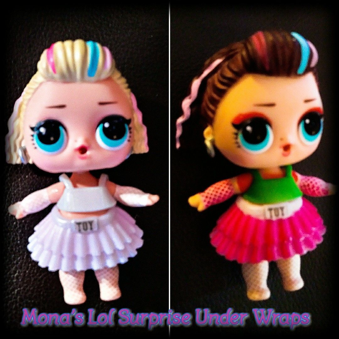 My Daughter S Lol Surprise Doll 80s Bb She Looks Like Madonna She Color Change Cold Water Lol Diy Crafts For Girls Crafts For Girls To My Daughter