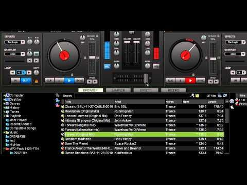 Mixing Tips In Virtual Dj Youtube Musica