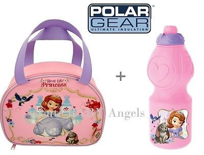 #Sofia the first insulated #lunch/dinner school #bag/box cool hot drink & food ,  View more on the LINK: 	http://www.zeppy.io/product/gb/2/121233874563/