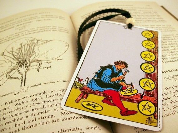 The Eight of Pentacles The use of oneu0027s skills and personal - personal interests
