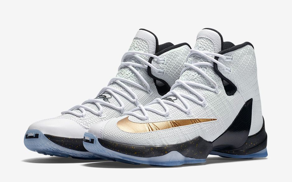 ad9492bcbe0 The Nike LeBron 13 Elite Gold Releases Next Week