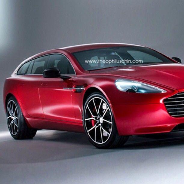 Do We Like This Aston Martin Rapide Shooting Brake? We Are