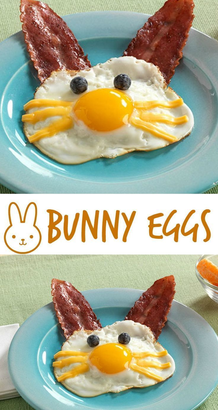 Bunny Eggs - At Home With My Honey