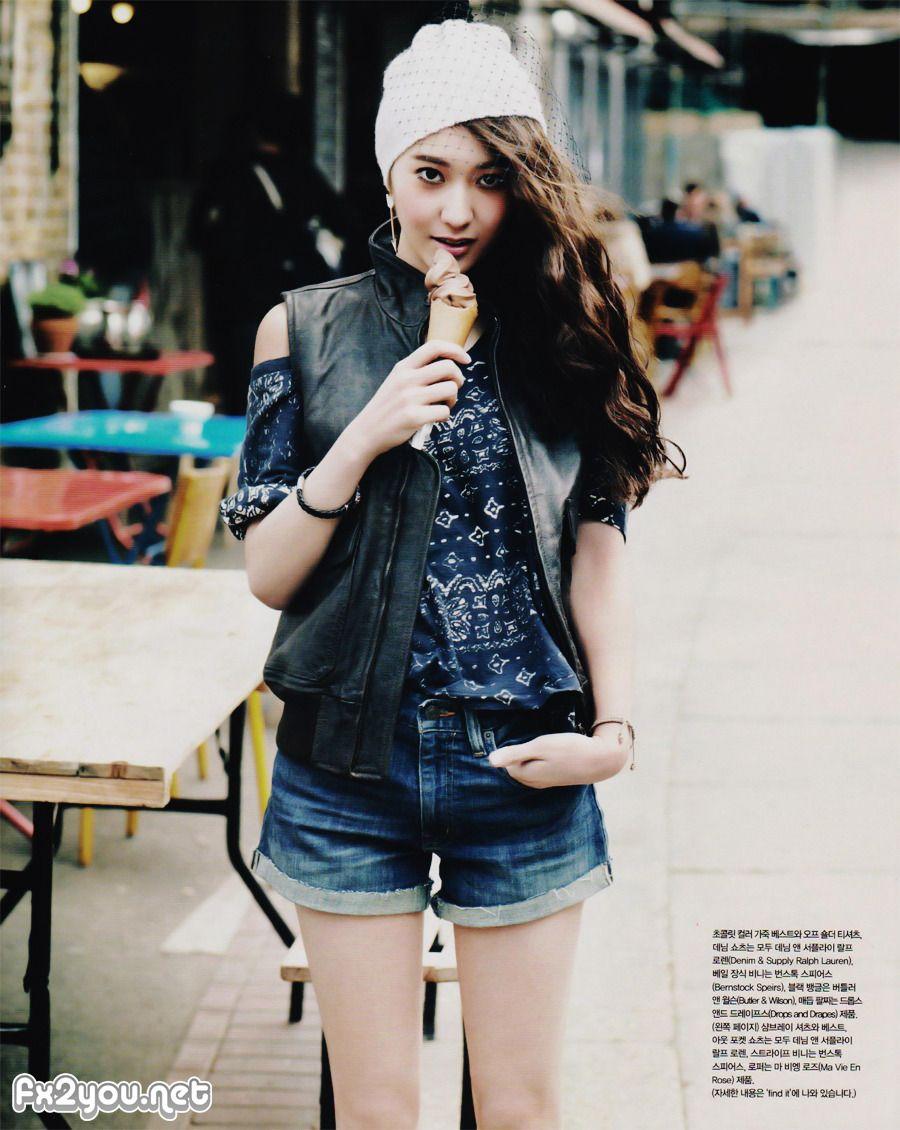 Krystal Jung For Vogue Girl June Issue 2012 Style Pinterest Krystal Jung Krystal And June