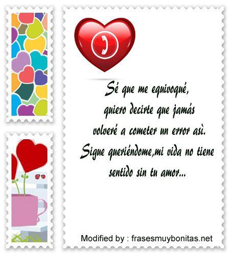 Frases De Amor Para Reconquistar A Mi Pareja Frases D Amor 9