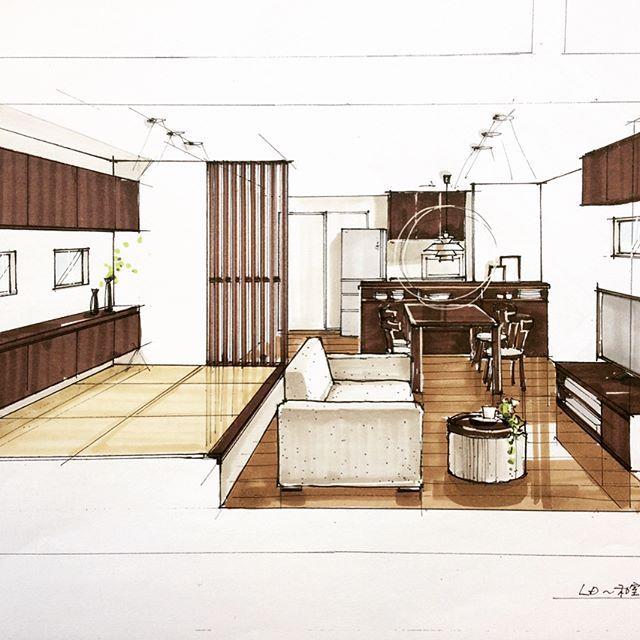 Pin von artarch a r i auf interior exterior desing for Innenarchitektur zeichnen