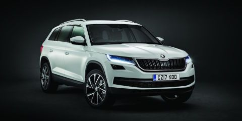 Skoda Kodiaq A Charming Czech Suv That Might Just Come To America