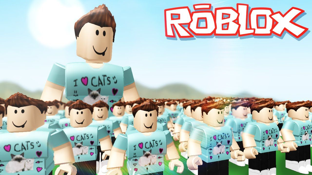 Roblox Adventures Clone Tycoon 2 Army Of Giants And Babies