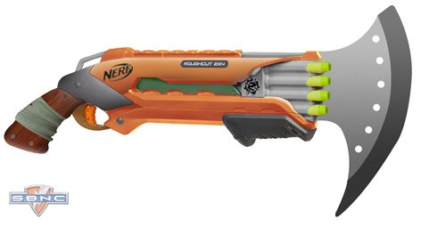 Nerf zombie strike guns images - photo booth tag dan is not on fire gifs