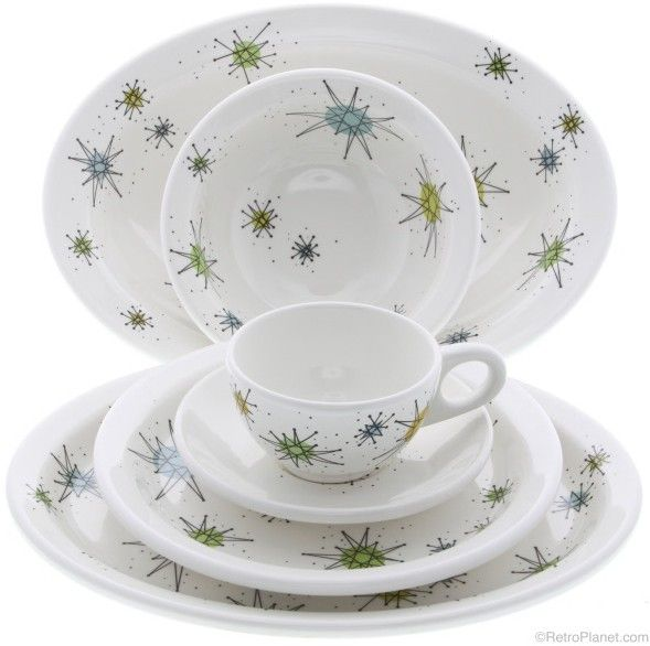 1950s Dishes