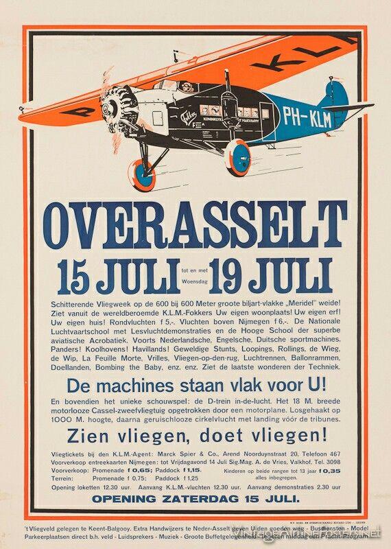 KLM Fokkers