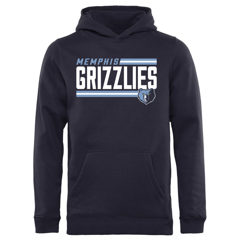 Cheap Memphis Grizzlies Fanatics Branded Youth Onside Stripe Pullover  supplier
