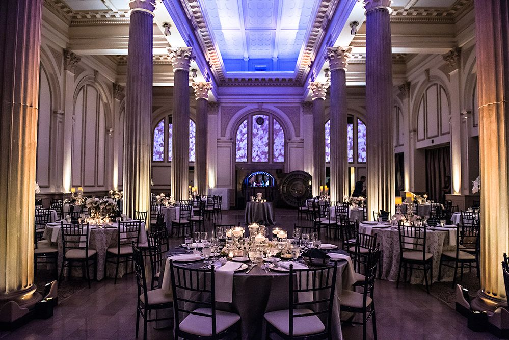 Wedding Inspiration Photos By Dana Goodson Photography Of Hannah And Spencer S Florida Reception At St Augustine Venue The Treasury On Plaza