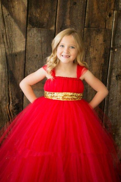 Christmas Tutu Dress, Red Princess Wedding Dress, Baby Girl Birthday Tutu Dress with Crochet Bodice, Available Sizes - 1 Year to 11 Years #babytutudress #flowergirldress #christmasdress #christmas #babyweddingdress #tutuoutfits #1stbirthdaydress #babyclothing #princesstutudress #1year #2years #3years #4years