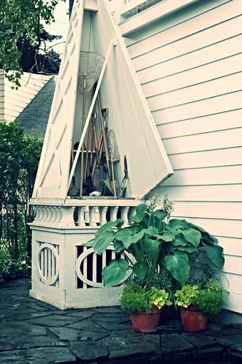 7 Ways to hide your A/C Unit: Bizarre and Practical | Outdoor ideas ...