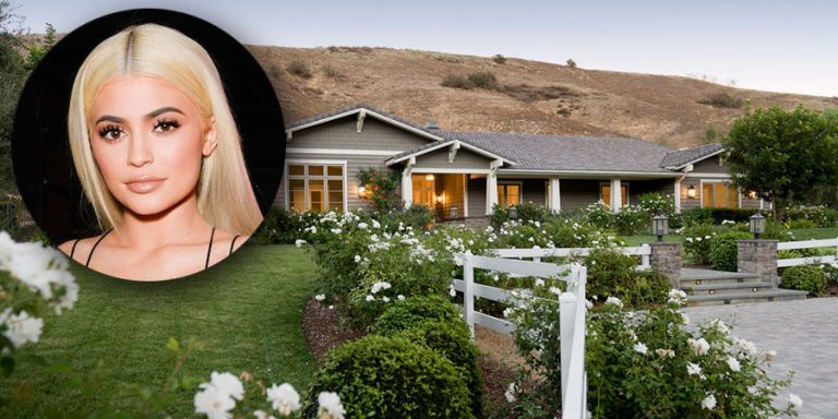 Kylie Jenner's Hidden Hills House Is Back On The Market