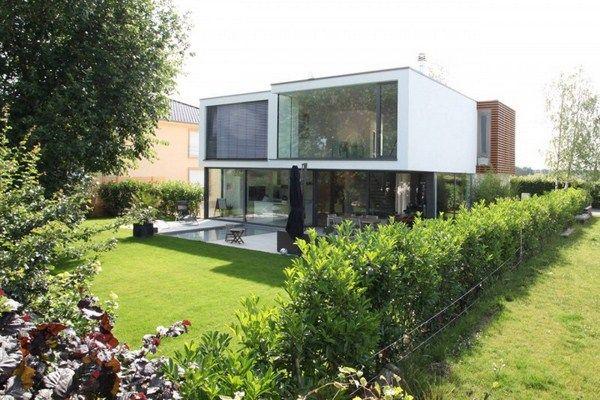 modernes haus the garten architecture pinterest