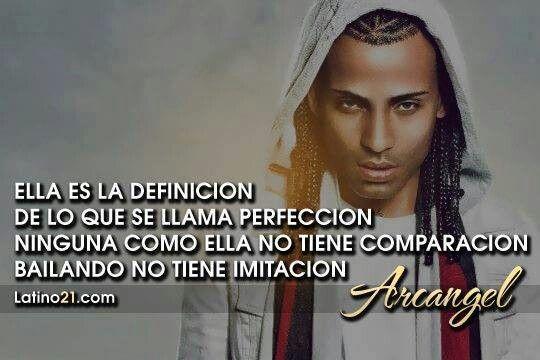 Arcangel Frases De Amor Perfeccion Y Letras