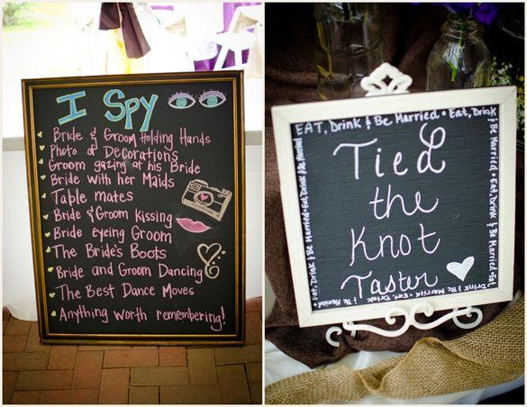 Doable Diy Chalkboard Wedding Signs Wedding Chalkboard Signs