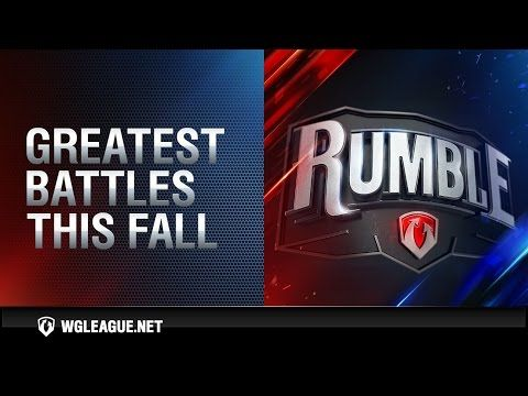 Rumble Tournaments Trailer Tournaments Battle Intense