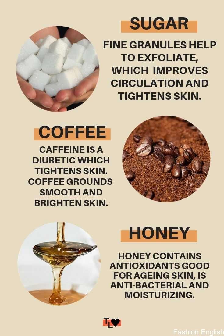 Coffee scrub ingredients benefits in 2020 coffee scrub