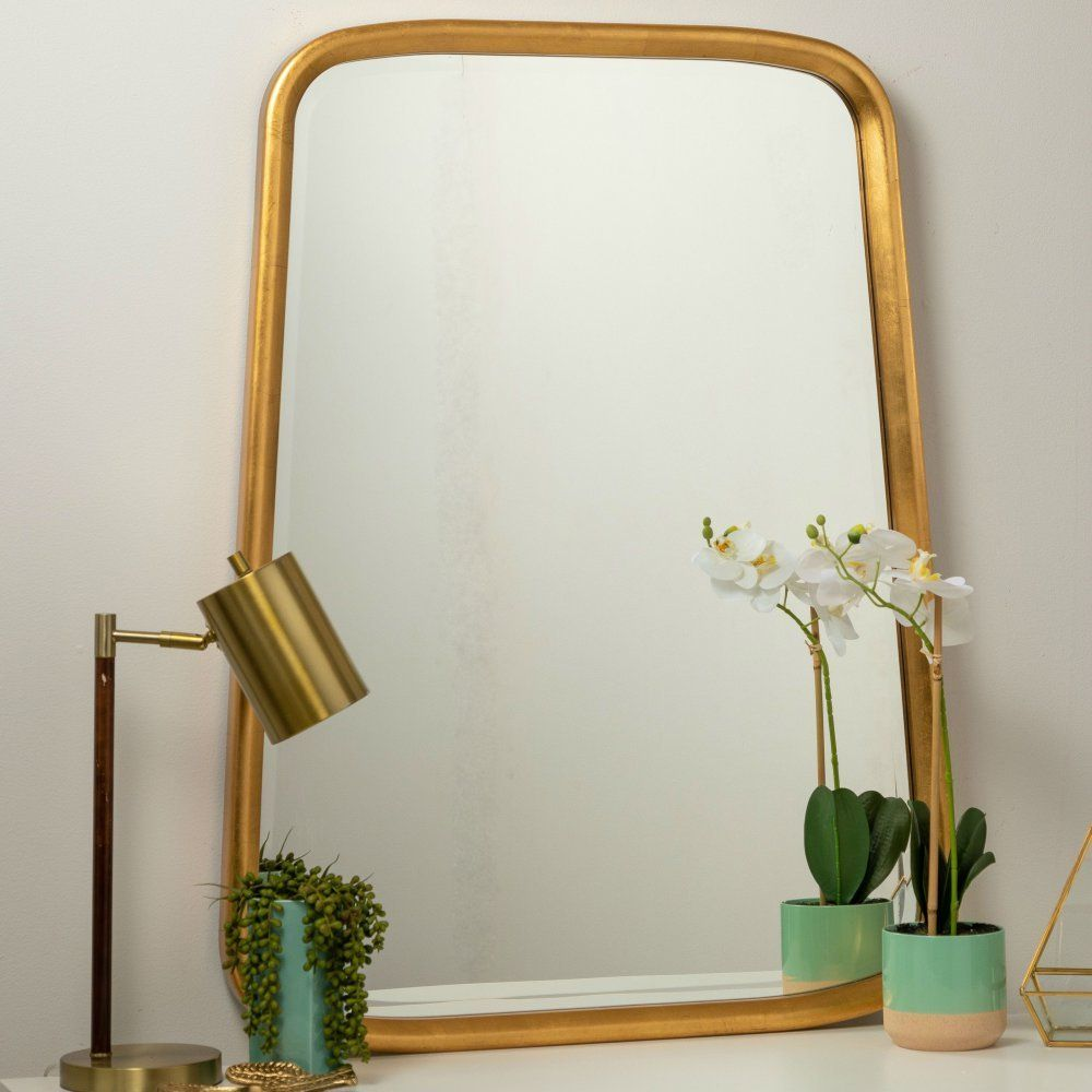 Park Art My WordPress Blog_Gold Framed Art Mirrors