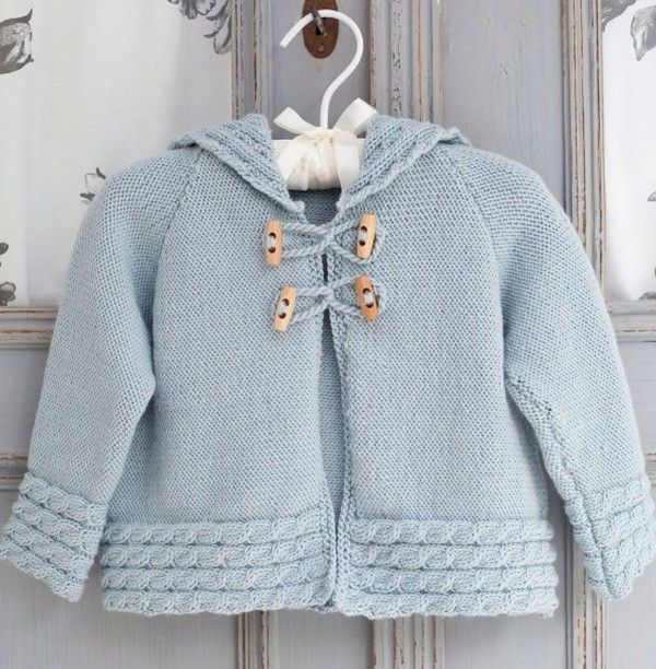 Classy modern knitting patterns for babies free knitted ...