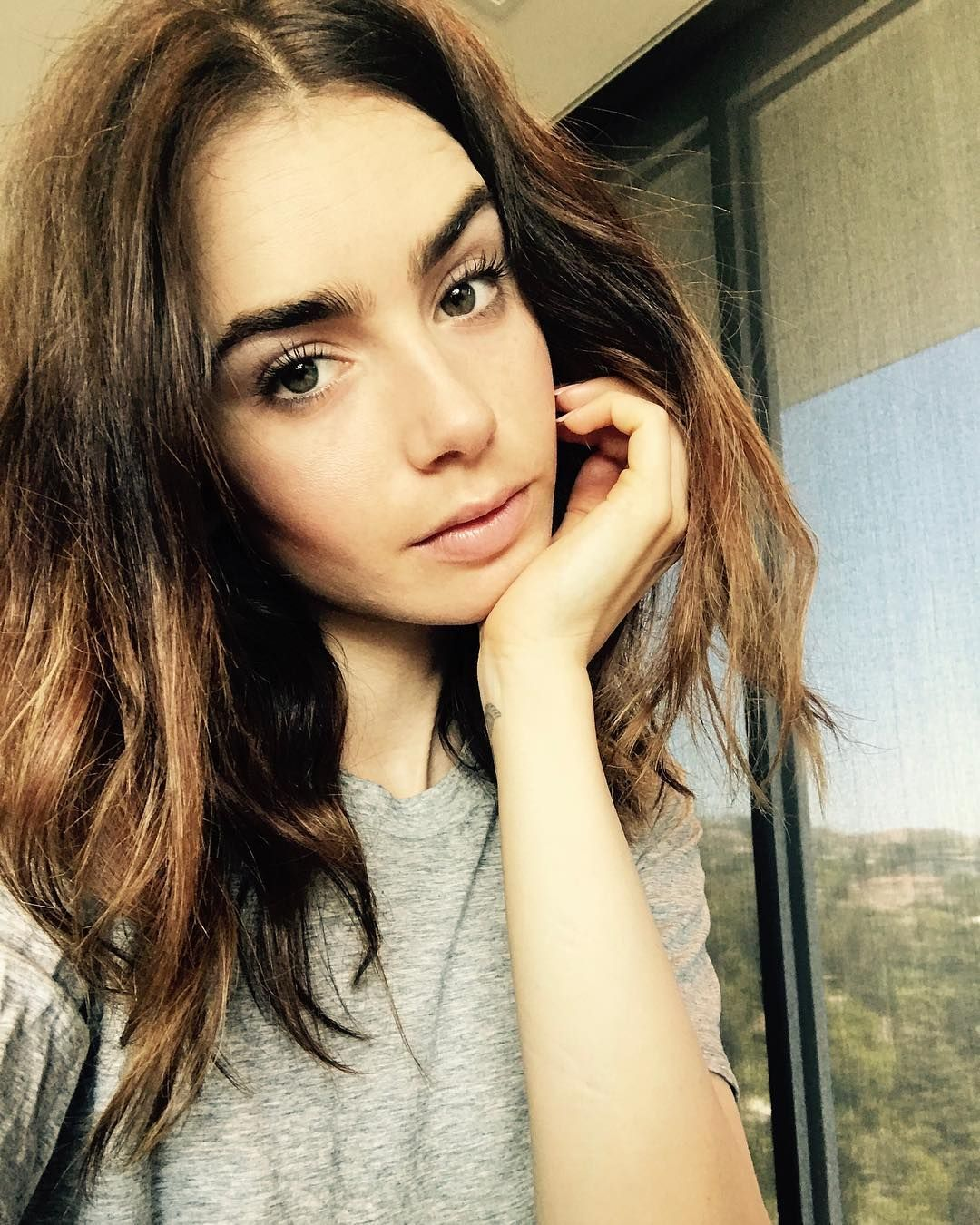 Instagram Lily Collins nude (96 images), Sexy