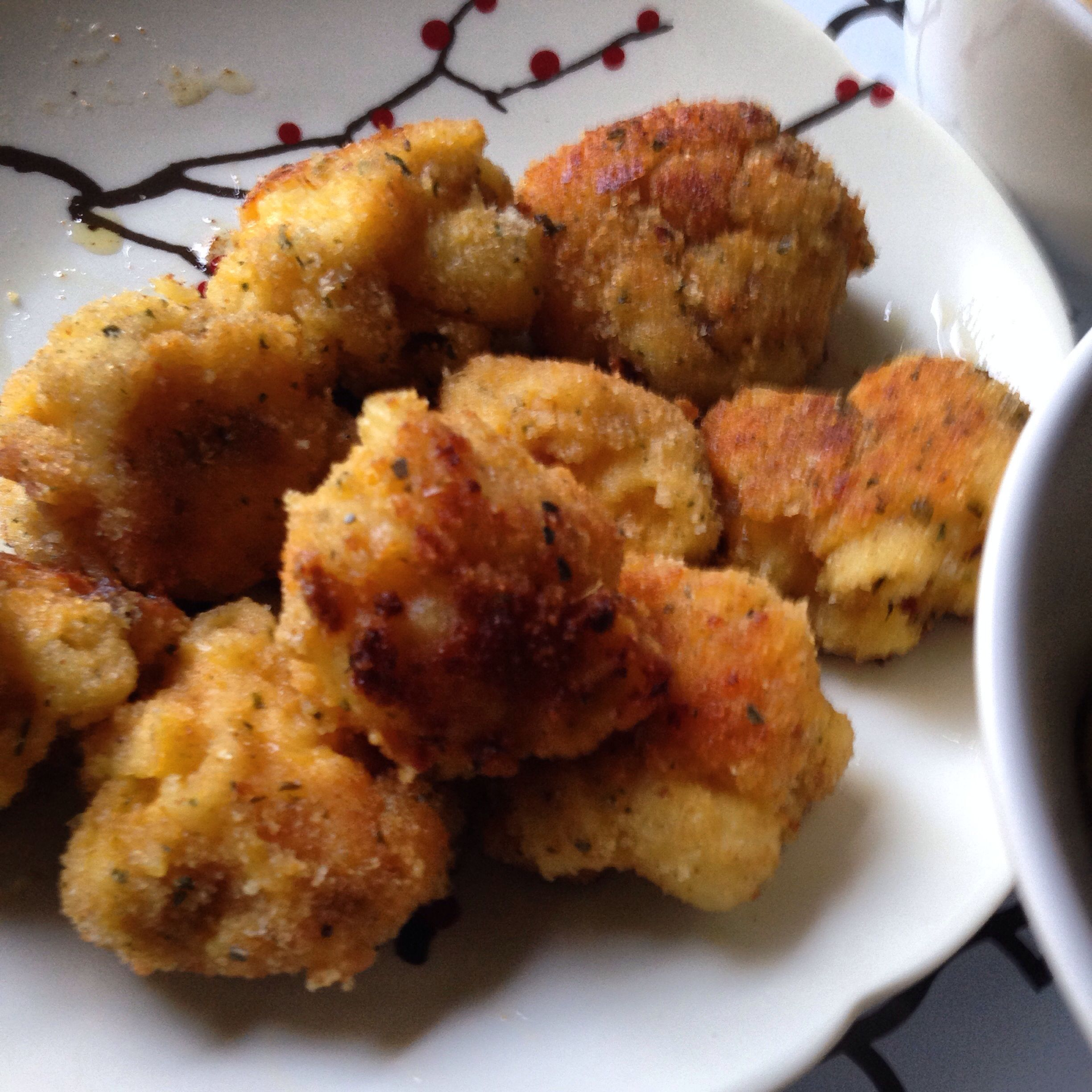 wis dells fried mac  cheese bites  as you may have heard
