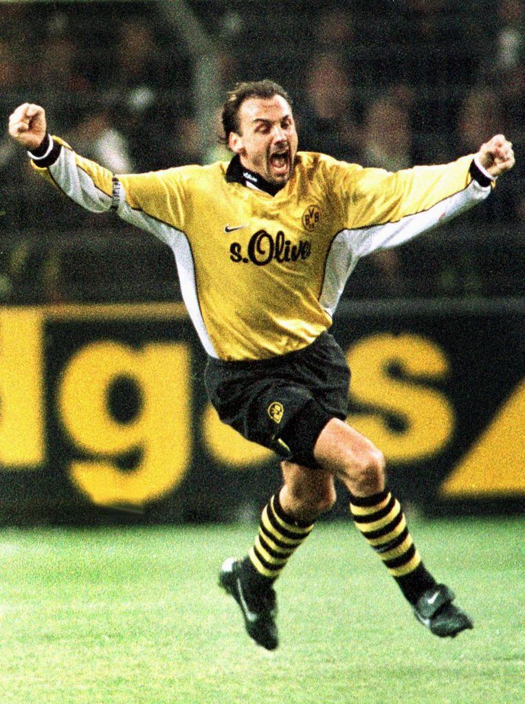 Jurgen Kohler Borussia Dortmund Borussia Dortmund Dortmund Borussia