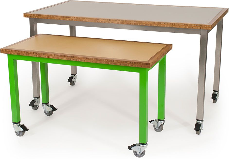 3Branch Skware Maker Tables (24x48 ~ $1800; 36x66 ~ $2300)
