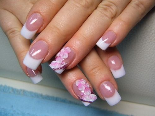 3d Pretty Nail Designs Tumblr Simple Nail Design Ideas
