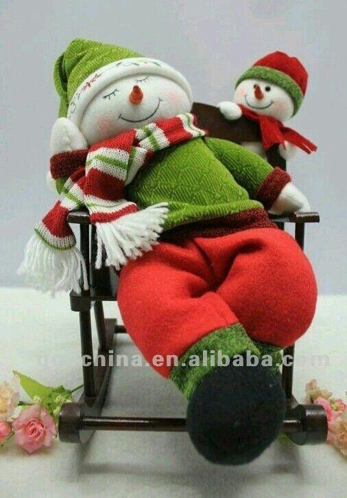 Pin de CECIL CHAN L en NAVIDAD Pinterest Navidad, Muñecos