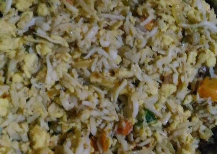 Resep Orak Arik Teri Nasi Medan Oleh Eny Dyah K Resep Resep Nasi Cabai Rawit