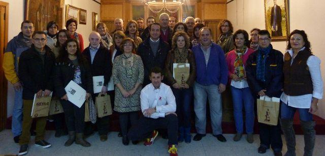 """El Ayuntamiento agradece a la sociedad de Arévalo la colaboración prestada durante la celebración de """"Credo"""" http://www.revcyl.com/www/index.php/cultura-y-turismo/item/1930-el-ayuntamiento-agradece-a-la-sociedad-de-ar%C3%A9valo-la-colaboraci%C3%B3n-prestada-durante-la-celebraci%C3%B3n-de-credo"""