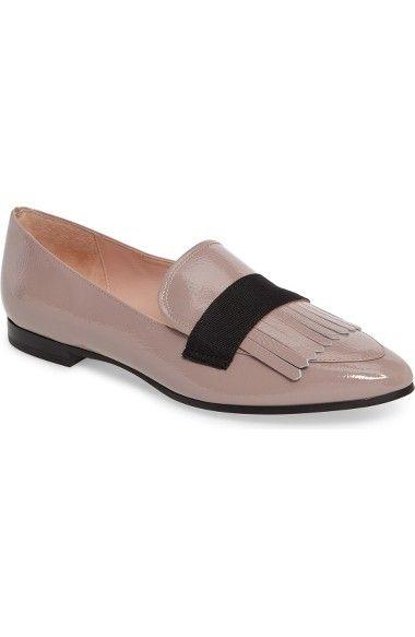 74302e48bdcf kate spade new york  cayla  kiltie fringe loafer (Women)