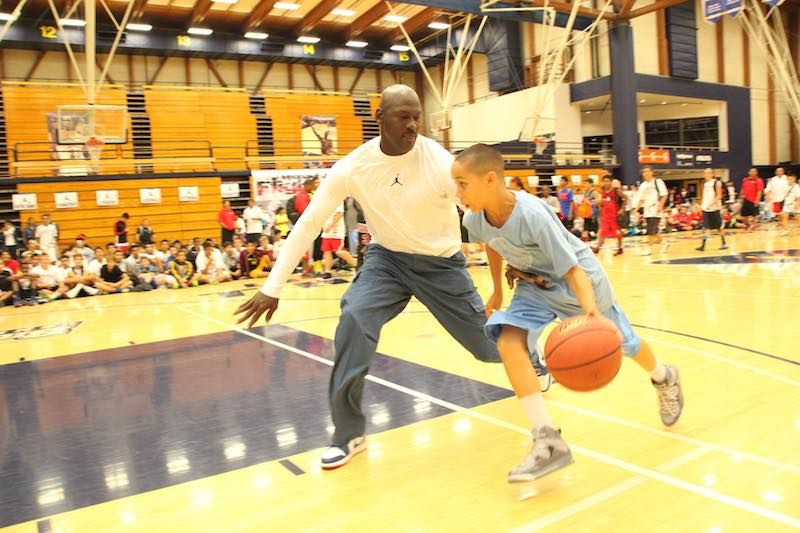 Michael Jordan Basketball Camp Youth Basketball Camps Basketball Camp Michael Jordan Basketball Michael Jordan