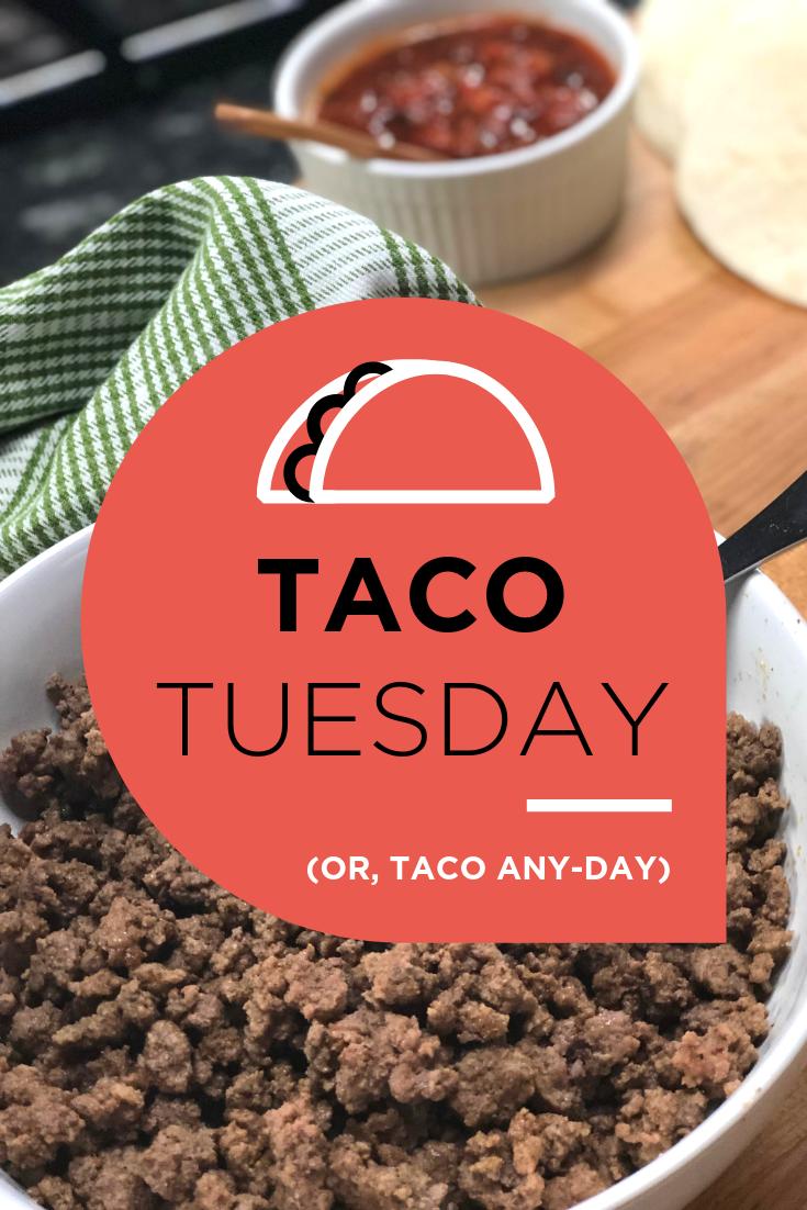 It's Taco Tuesday! #asadatacos