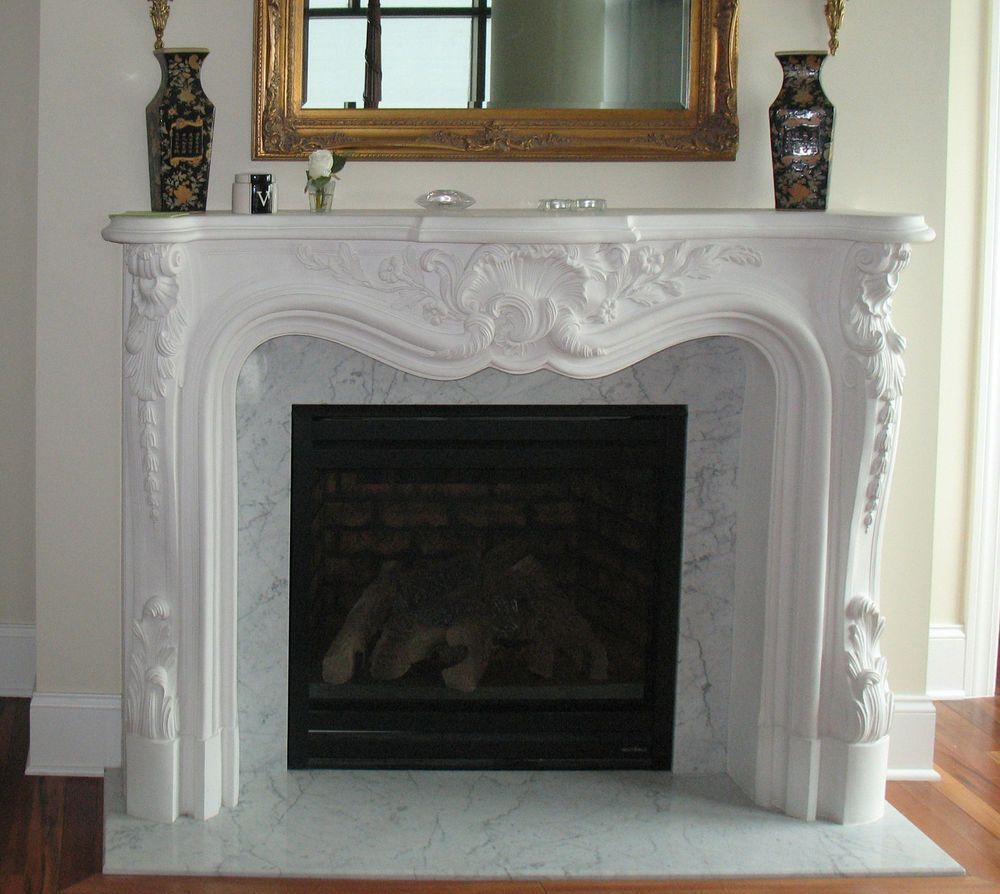 Design your own marble fireplace mantel diy home for Design your own fireplace