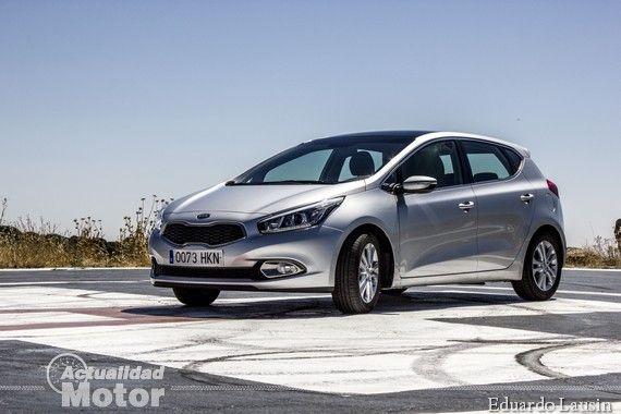 Prueba Kia Cee D 1 6 Gdi Drive Motor Conduccion Y Consumos Motores Conduccion Gasolina