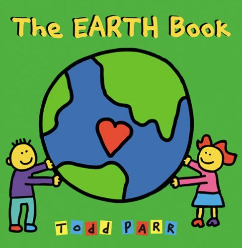 The EARTH book - by Parr, Todd