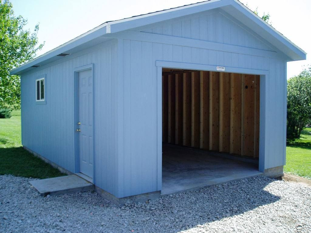 Lancaster pa prefab 2 car garage and 2 story garage manufacturer gears - Custom Paint To Match The Customers Home