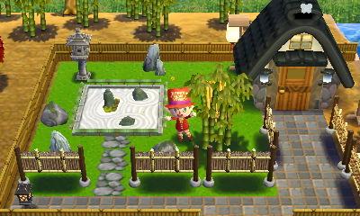 Animal Crossing Qr Codes Japanese Zen Garden Design Set Ref Pic