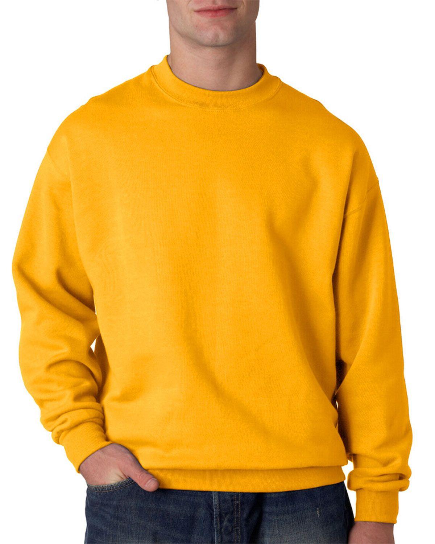 Jerzees 4662 Men 9 5 Oz 50 50 Super Sweats Nublend Fleece Crew Gotapparel Com Sweatshirts Crew Neck Sweatshirt Men Sweater [ 1500 x 1200 Pixel ]