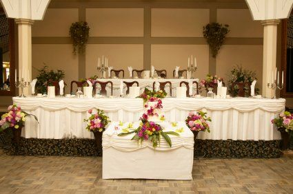 reception table ideas | Wedding Reception Pictures - Weddings ...