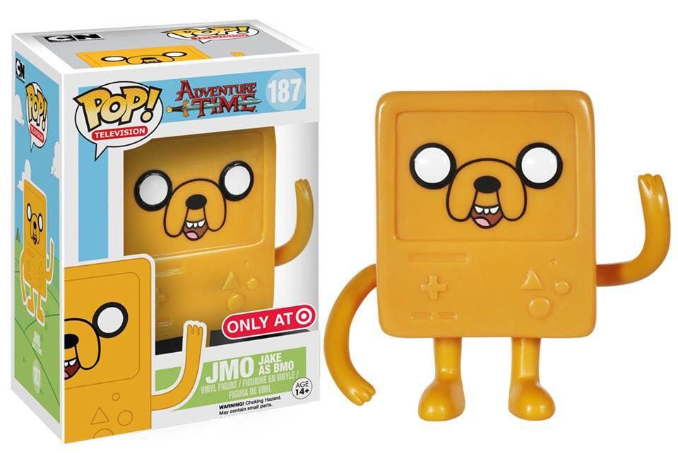 Target S Exclusive Adventure Time Jmo Funko Pop