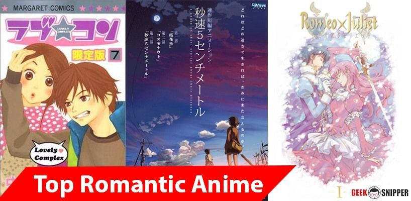 For Those Who Are Looking For Top Romantic Anime Here We Are With